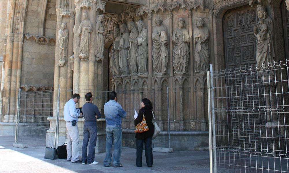 Estudios de condiciones y necesidades de conservación Bilbao