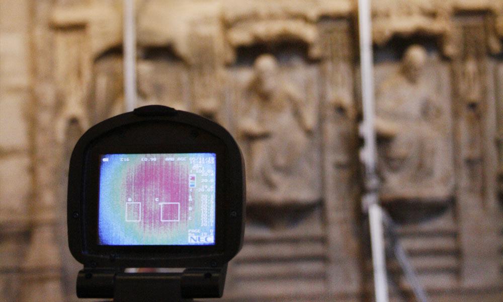 Estudios de clima interior de edificios Vizcaya
