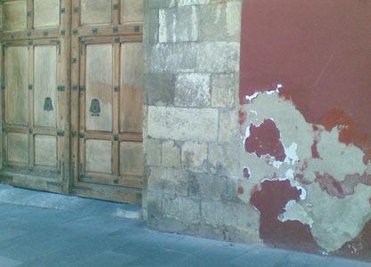 Control de humedades por capilaridad y condensación de edificios Gipuzkoa