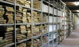 Conservación de Archivos Históricos