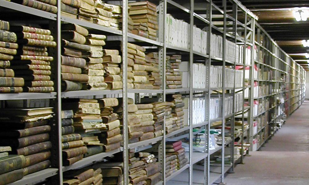 Conservación de Archivos Históricos Vizcaya
