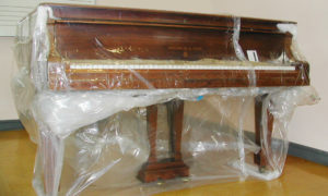 Tratamiento de conservación con gases inertes de obras de arte y mobiliario