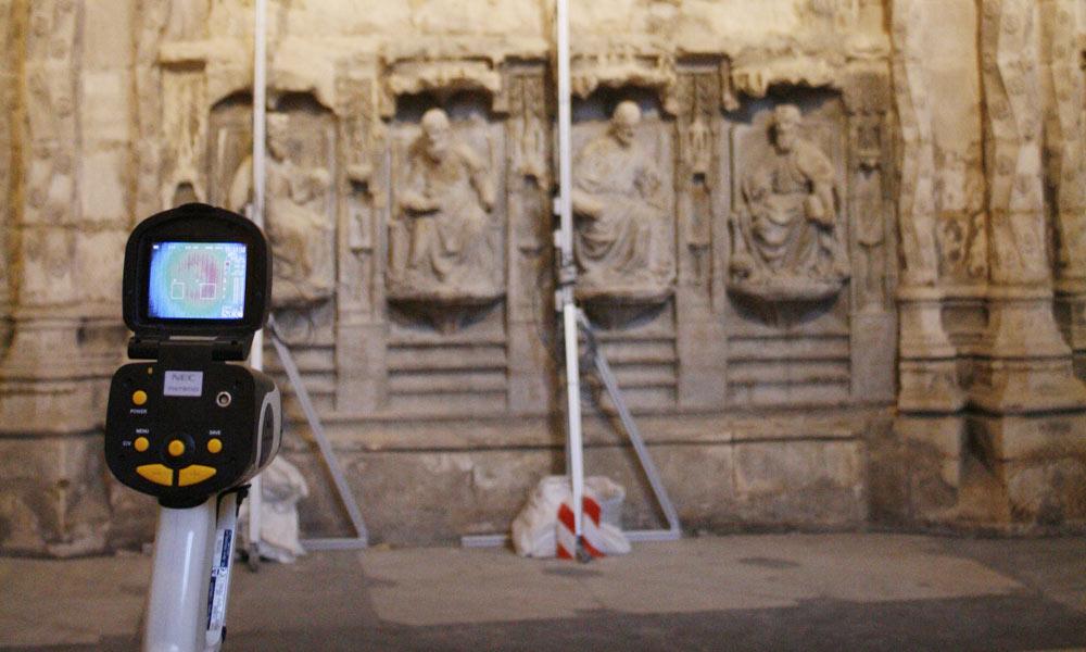 Conservación de Monumentos Vizcaya