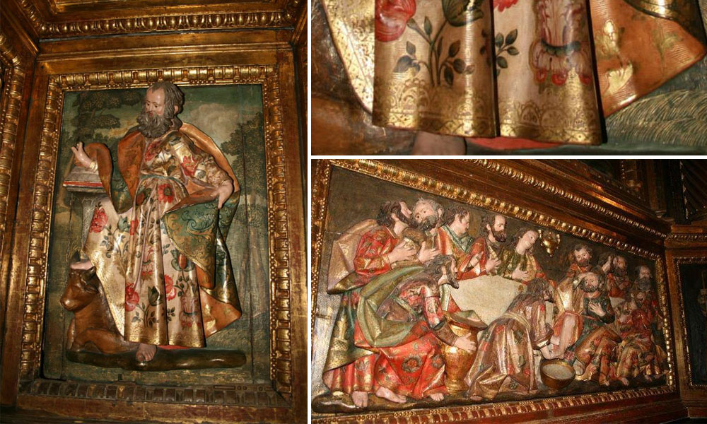 Conservación de Obras de Arte Gipuzkoa