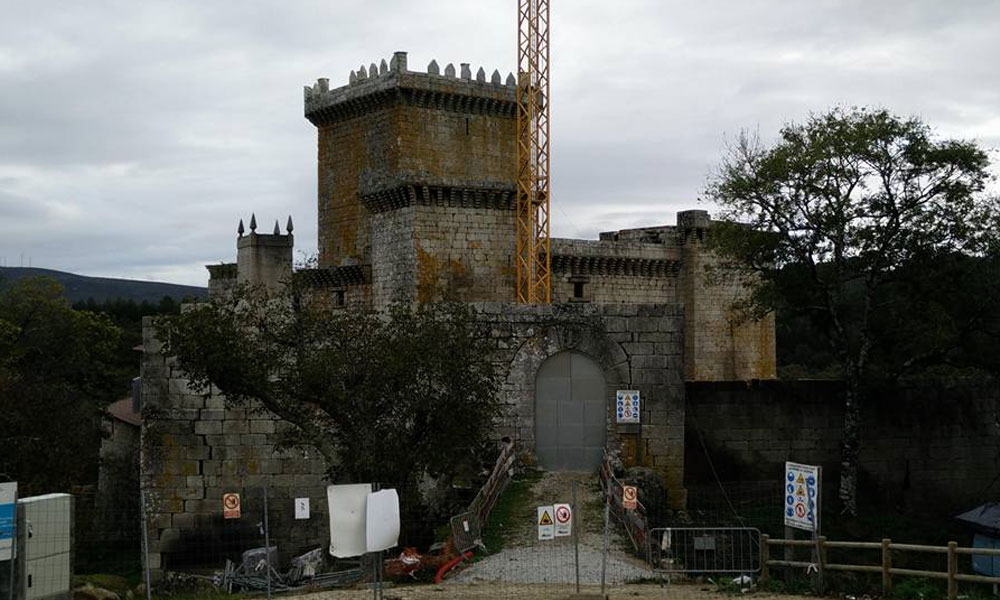 Conservación de Edificios Históricos