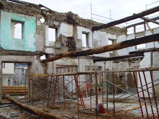 Reconstrucción de estructuras de madera Vizcaya